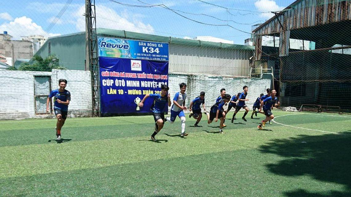 K34 - Field 1