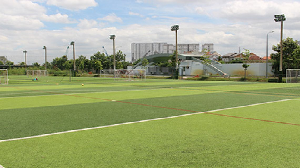 HCA Star - Field 1