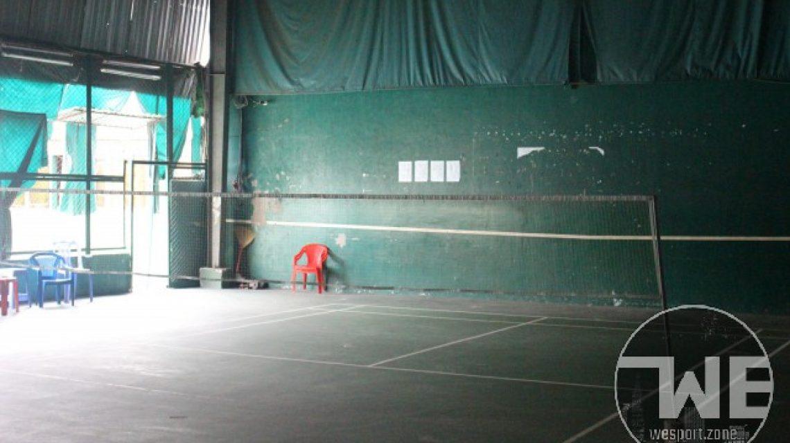 Van Thanh Bac Tennis court 2
