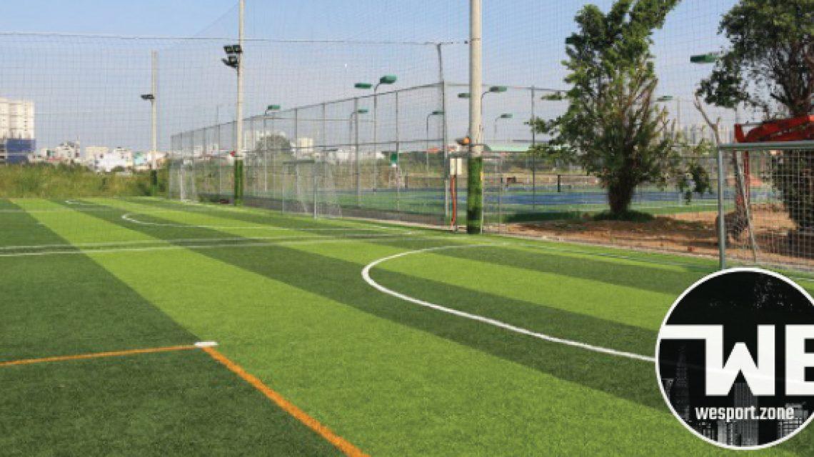 2A Football Field - Field 1